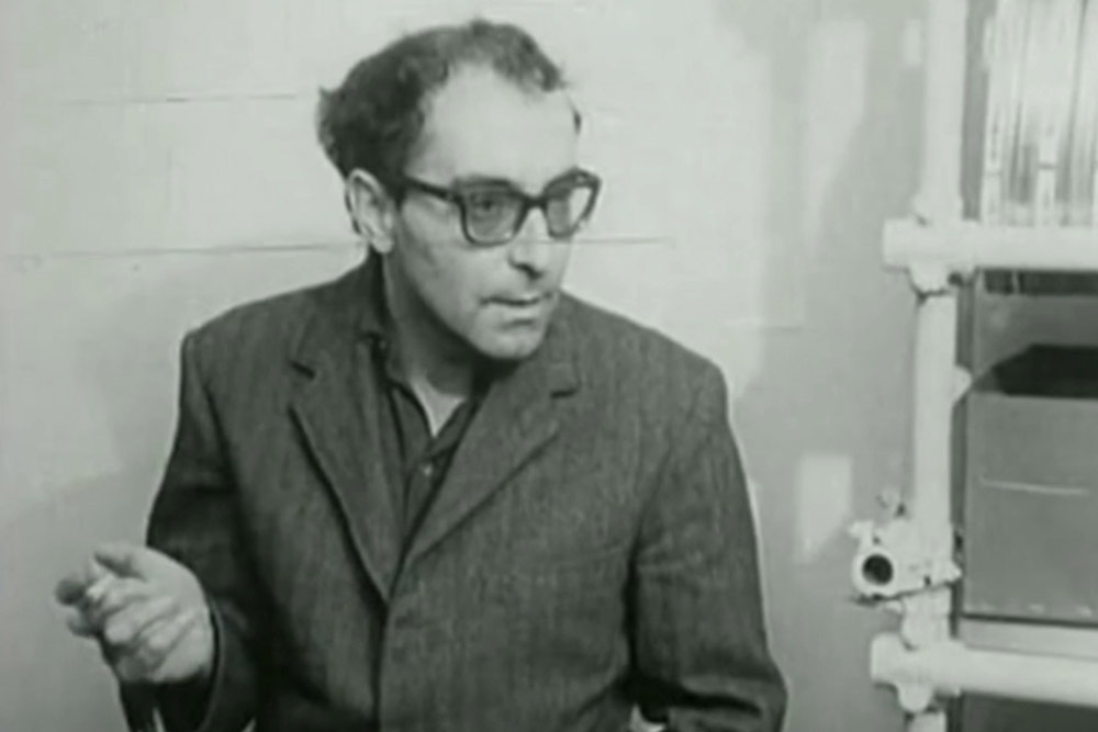 Jean-Luc Godard: Initiation into the revolutionary film