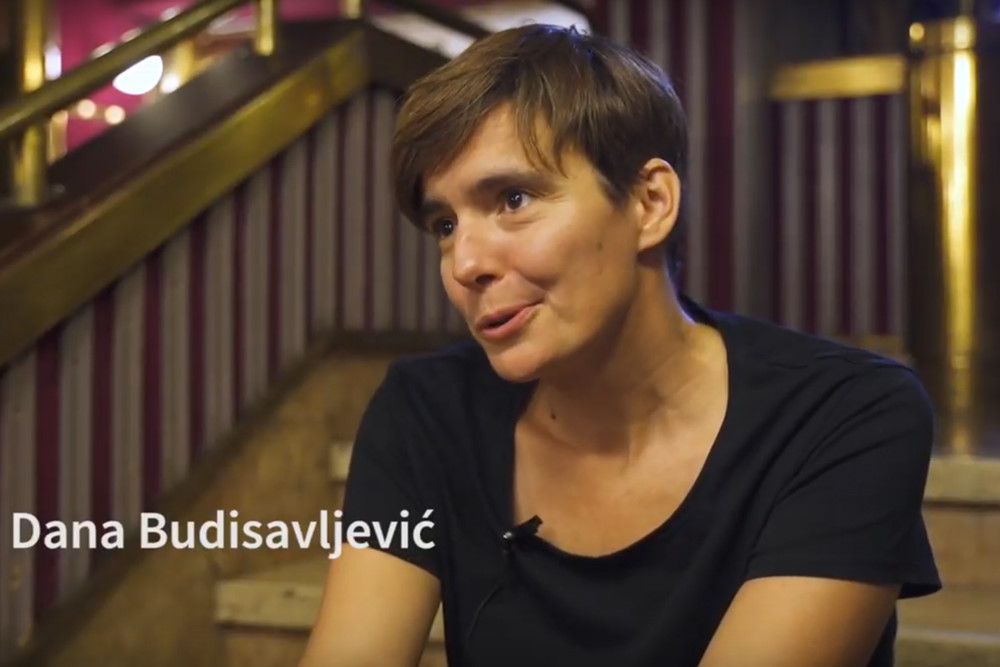 Diary of Diana Budisavljević - Video Coverage