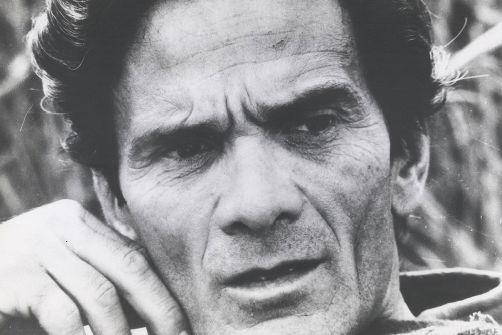 Film Borders - Pasolini